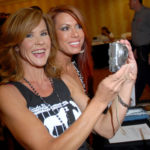 Linda Blair and April Hunter metromix